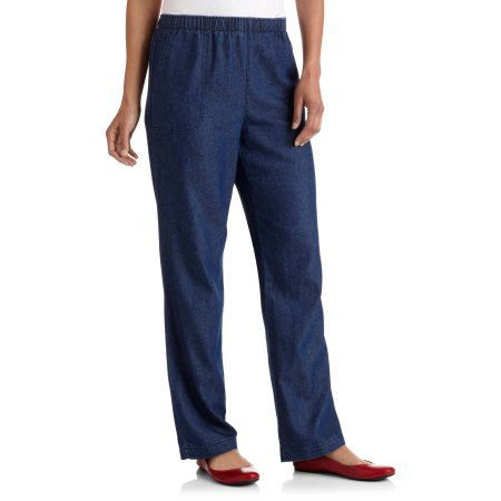 73667f43c5d8b You're viewing: White Stag Women's Elastic Waist Woven Pull-On Pants  Available in Regular and Petite $8.94